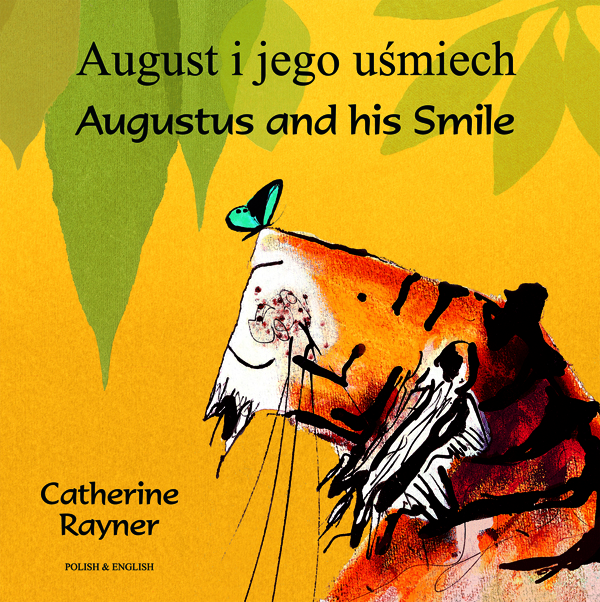 Bilingual Book Review: Augustus and his Smile