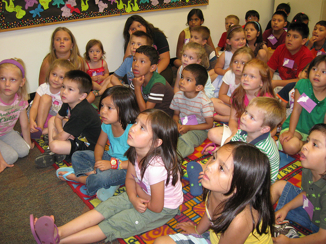 Bilingual Story Time at Your School Library