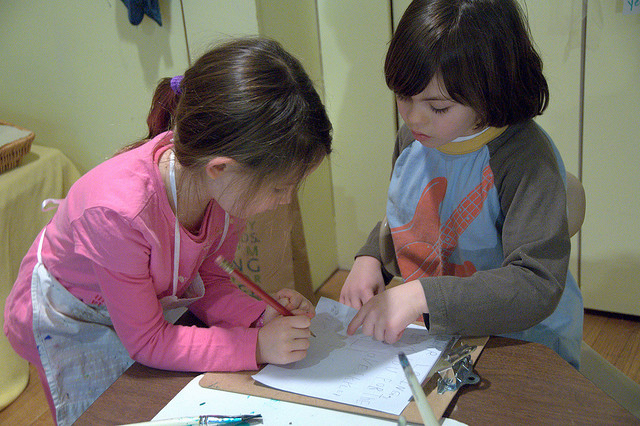 English Language Learners Cooperative Learning Activity