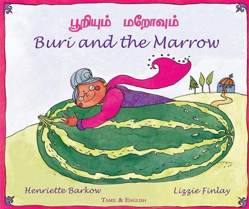 Buri and the Morrow - bilingual children's book
