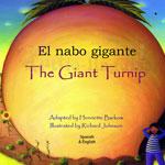 The Giant Turnip - bilingual children's book