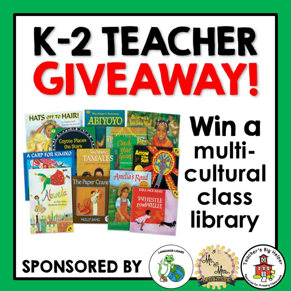 Giveaway Multicultural Class Library