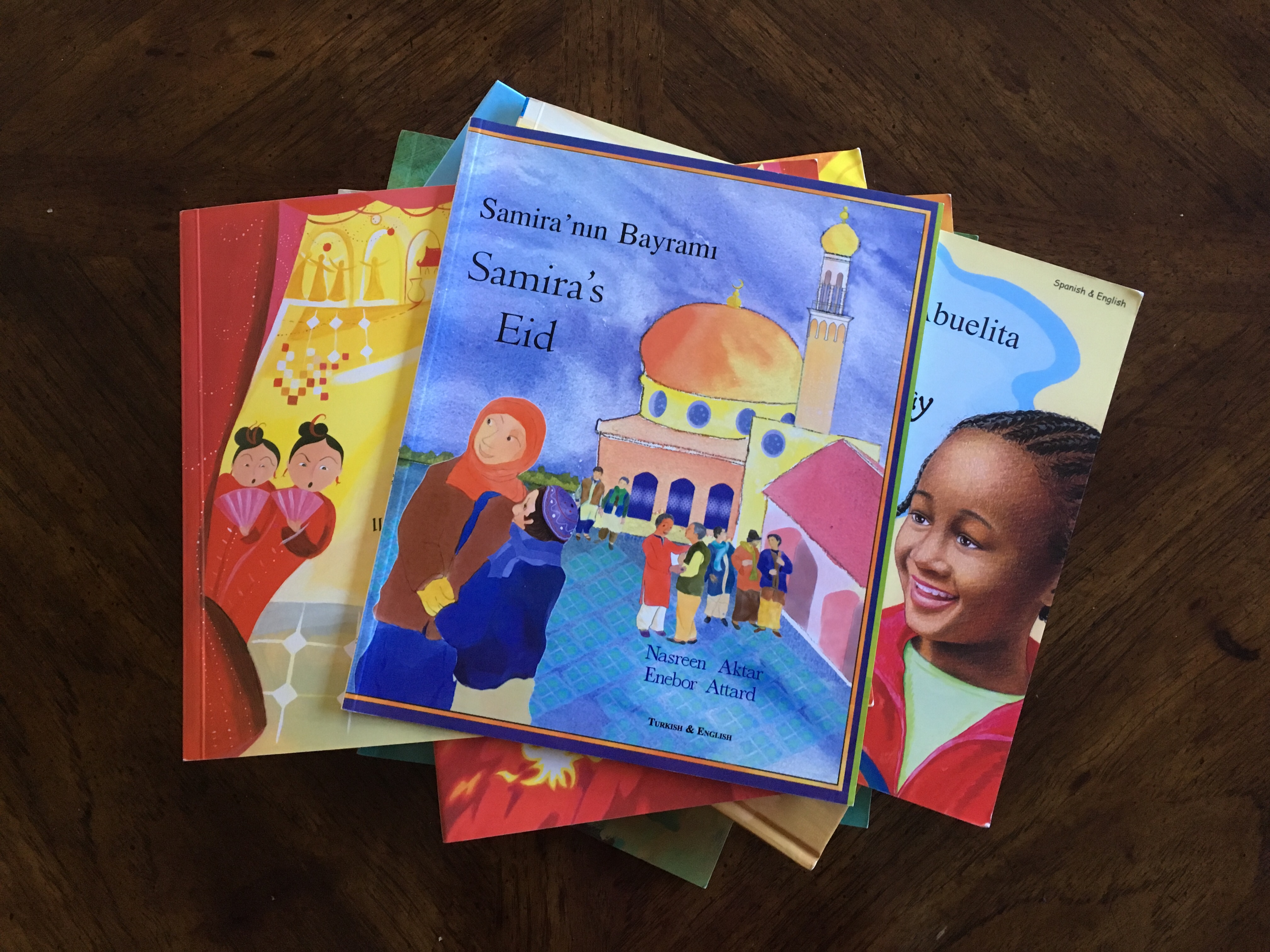 Multicultural Children's Books Reviews